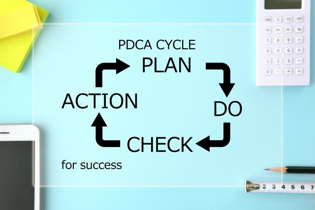PDCAサイクルと開業準備