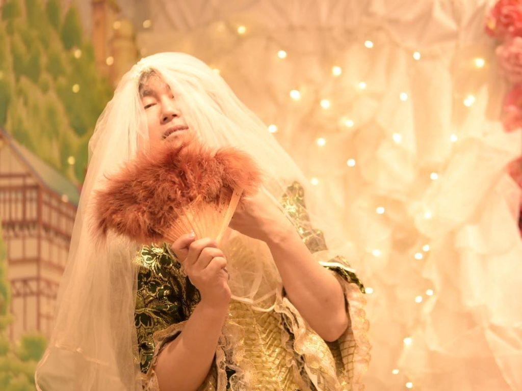 いがらしゆみこ美術館、倉敷、カキオコ、ドレス体験、お姫様体験、女装体験、男装体験