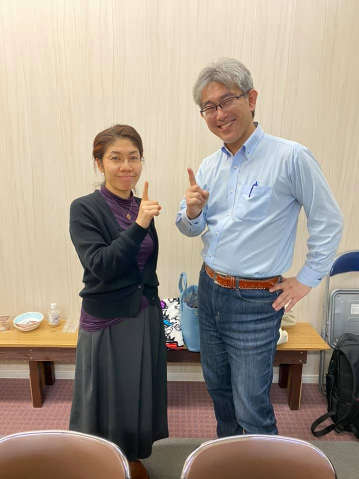 愛知県豊橋市開催ペライチで作るホームページ講座