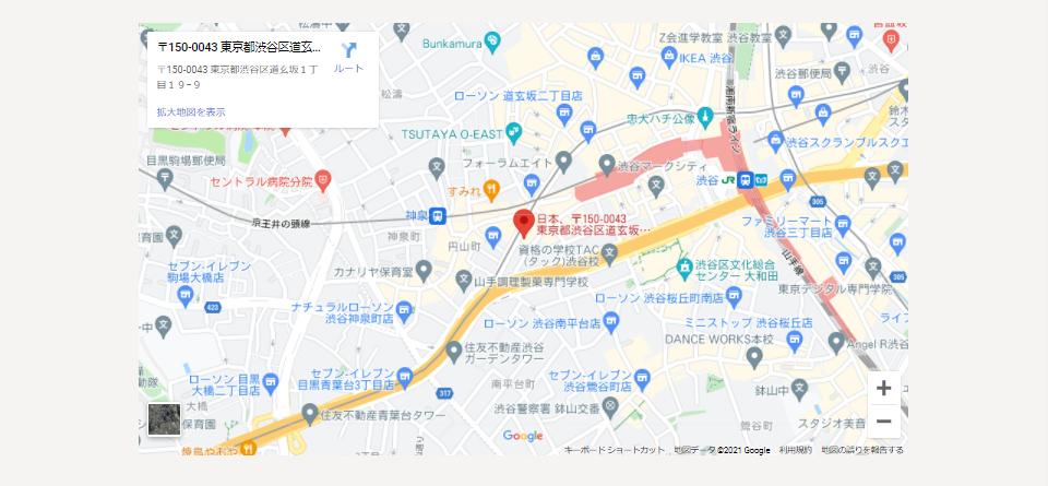 ペライチマニュアル地図